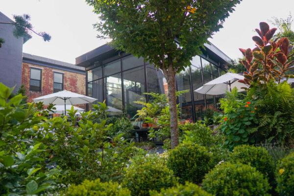 Sneak Preview of Pusadee's Garden Lawrenceville Outdoor Space