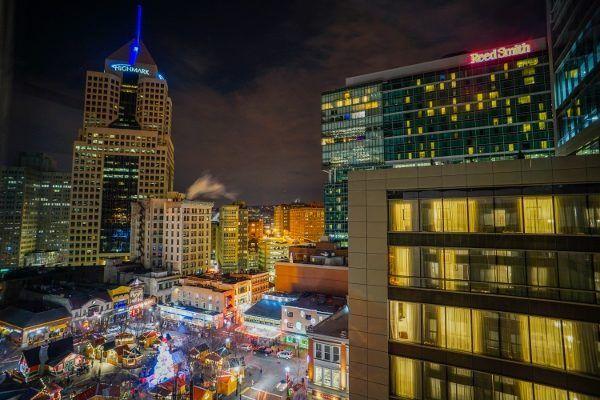 Hilton Garden Inn Pittsburgh Downtown Review