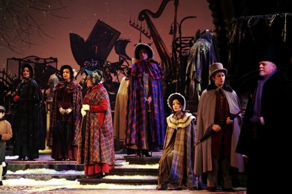 Christmas Carol in Pittsburgh