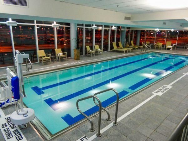 The Pool at the Hyatt Regency Pittsburgh Airport