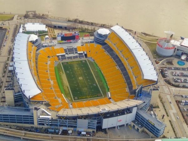 Steelers Stadium in Pittsburgh