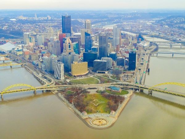 Pittsburgh from Above