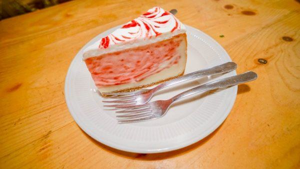 Dessert at Upper Crust