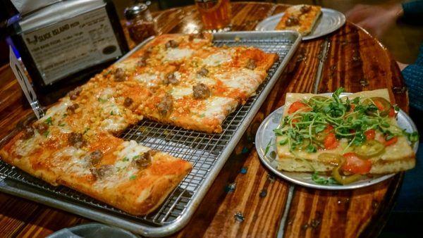 Slice Island Pizza
