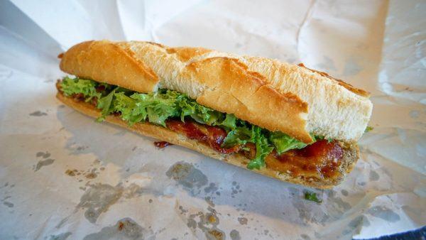 Thin Man Sandwich Shop