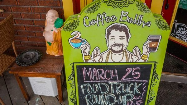 Coffee Buddha Food Truck Rally