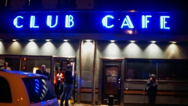 Club Cafe Pittsburgh