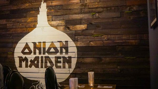 Onion Maiden in Allentown