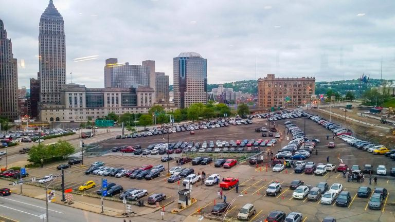 PPG Paints Arena Parking