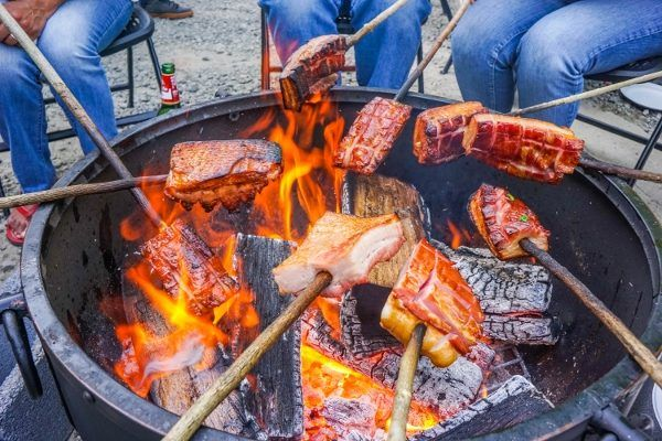 Huszar Bacon Roast