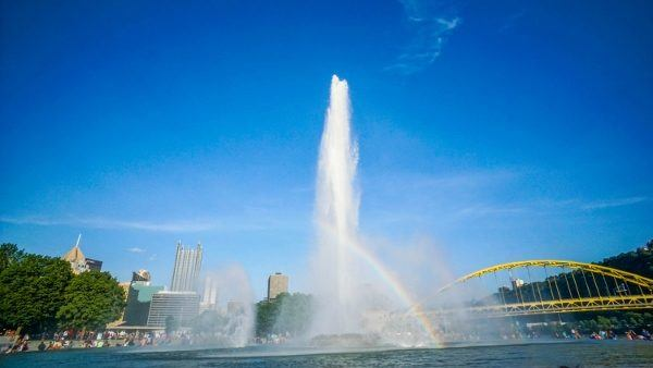 Point State Park's Fountain