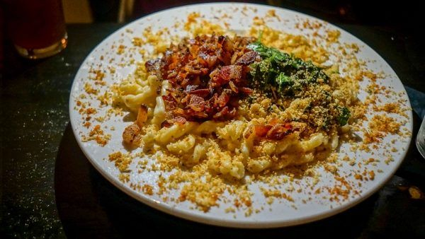 Mac and Cheese at James Street Gastropub