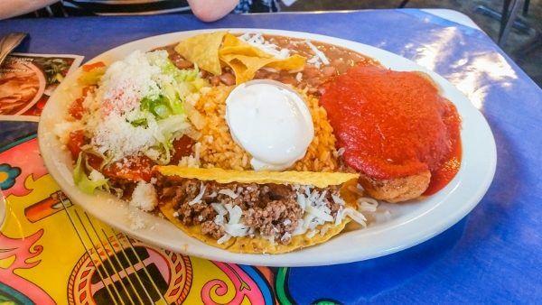 Platter at Mendoza Express
