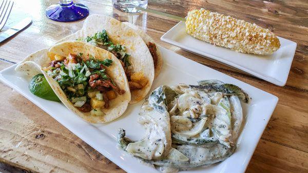 Tacos al Pastor at Las Velas