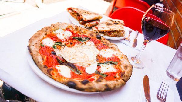 Enrico's Cafe Pizza