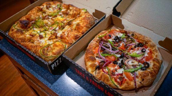Caliente Pizza