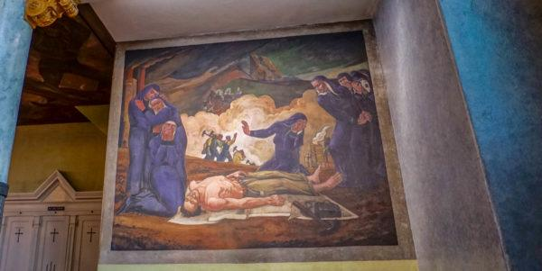 Maxo Vanka Murals