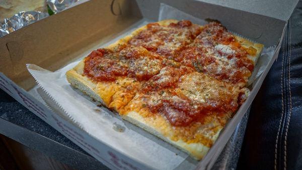 La Tavola Sicilian Pizza