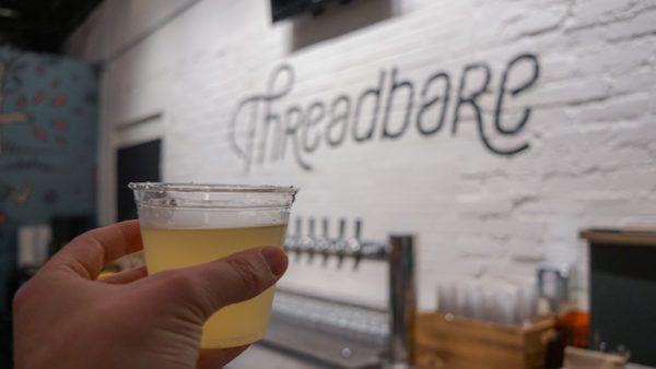 Threadbare Cider in Pittsburgh