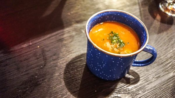 Soup Cup at Merchant Oyster Co