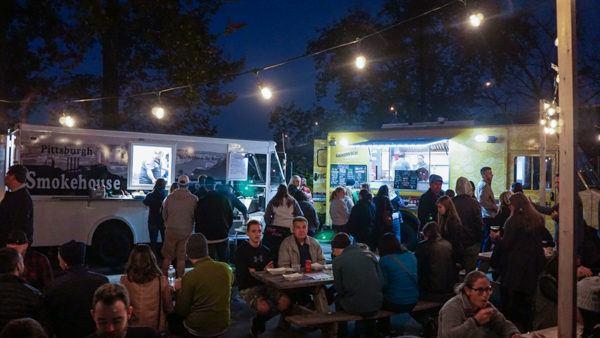Millvale Food Truck Park