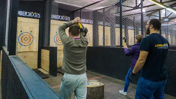 Axe Throwing Pittsburgh is So Much Fun