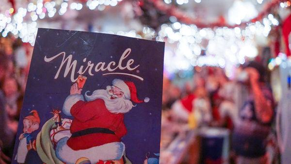 Pittsburgh's Miracle Christmas Bar