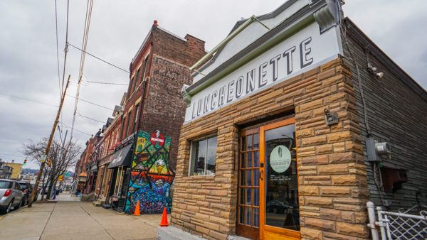 Bitter Ends Luncheonette in Bloomfield