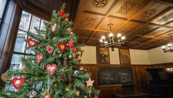 Christmas at the Nationality Rooms