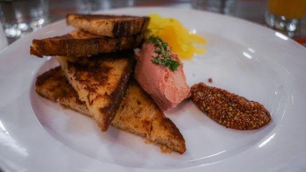 Chicken Liver Mousse at Provision