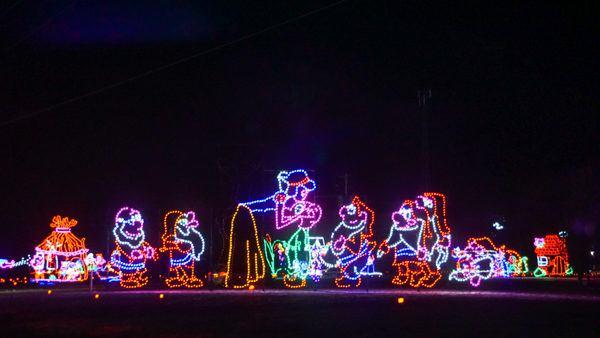 Shadrack's Christmas Wonderland - A