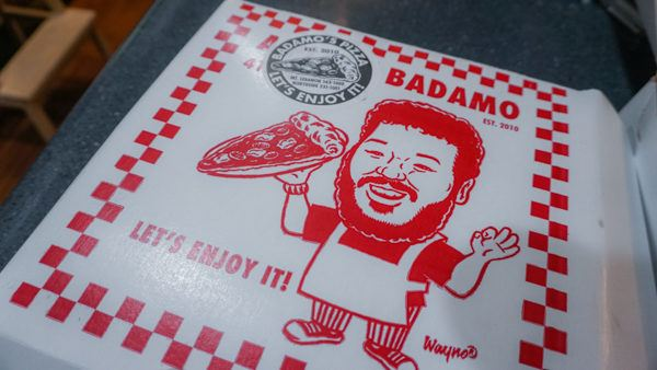 Badamo's Pizza Pittsburgh