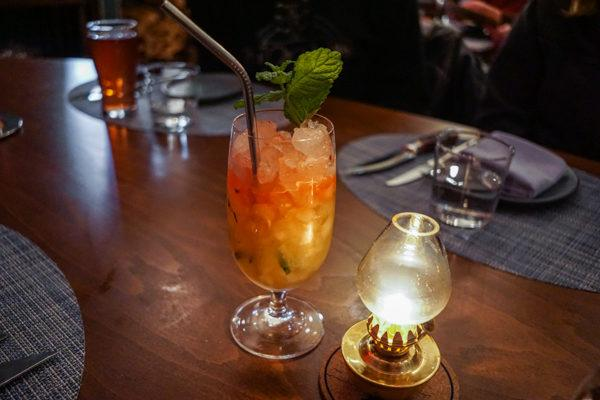 The Queen's Park Swizzle at Or, the Whale