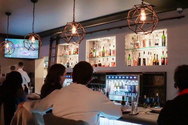 Eighth & Hays Wine Bar