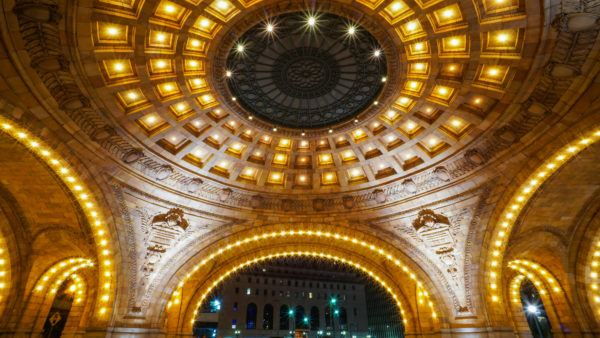 The Rotunda at the Pennsylvanian