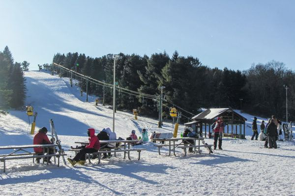 Boyce Park Ski Slopes