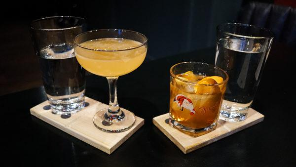 Faust's Pact and Fred's Old Fashioned