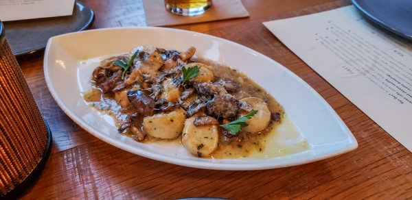 Ricotta Dumplings at Spoon Pittsburgh