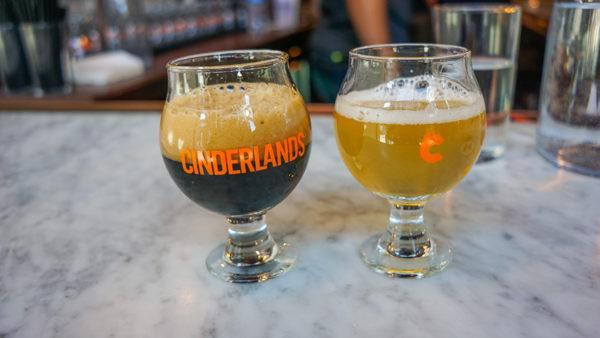 Cinderlands beer