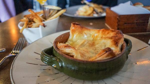 Lobster Pot Pie at Bar Frenchman