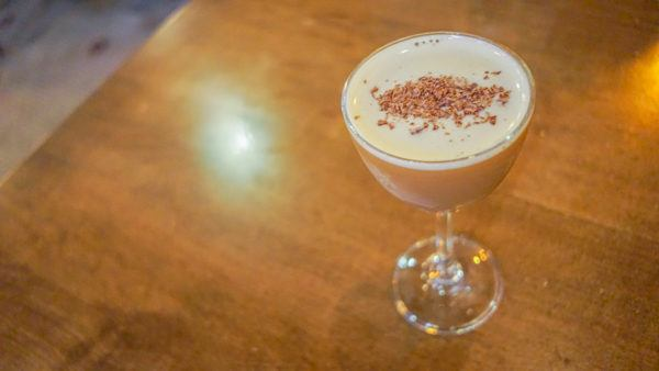 Dessert Cocktails at Bar Frenchman