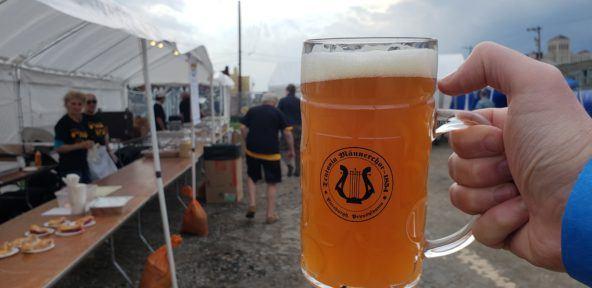 Beer at Maifest