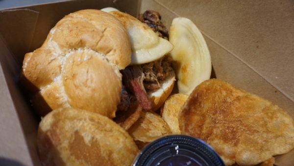 Pulled Pork at PNC Park