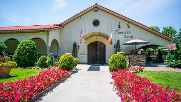 Casa Narcisi Winery in Gibsonia