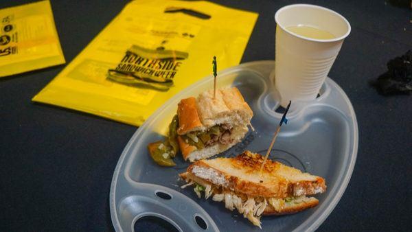 North Side Sandwich Sampler