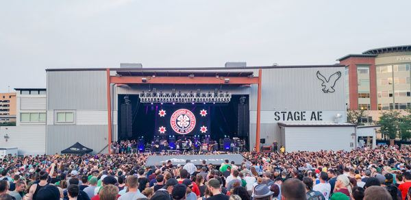 Stage AE in Pittsburgh
