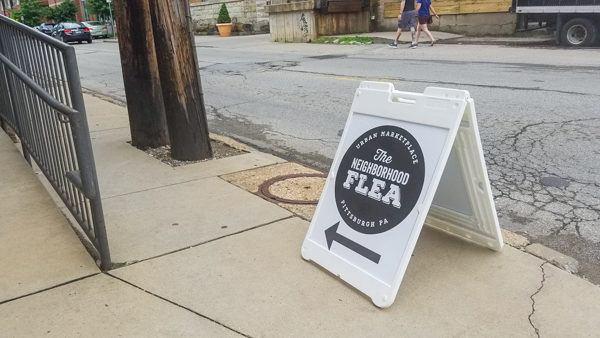 Pittsburgh Neighborhood Flea