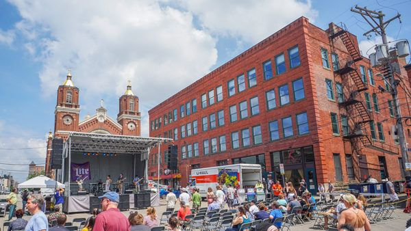 Kayafest in Pittsburgh