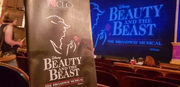Awaiting the Start of Beauty and the Beast