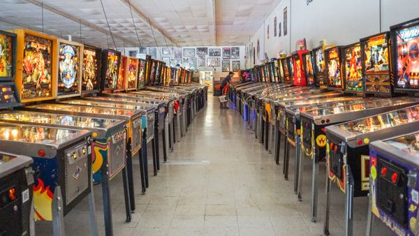 Pinball PA near Pittsburgh